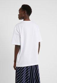Love Moschino - T-shirt print - optical white - 2