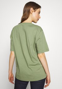 Love Moschino - Print T-shirt - green - 2