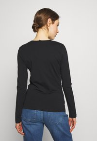 Love Moschino - Long sleeved top - black - 2