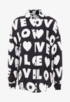Love Moschino - Košile - black