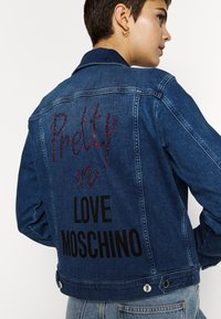 Love Moschino - Denim jacket - denim - 5
