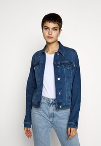 Love Moschino - Denim jacket - denim - 0