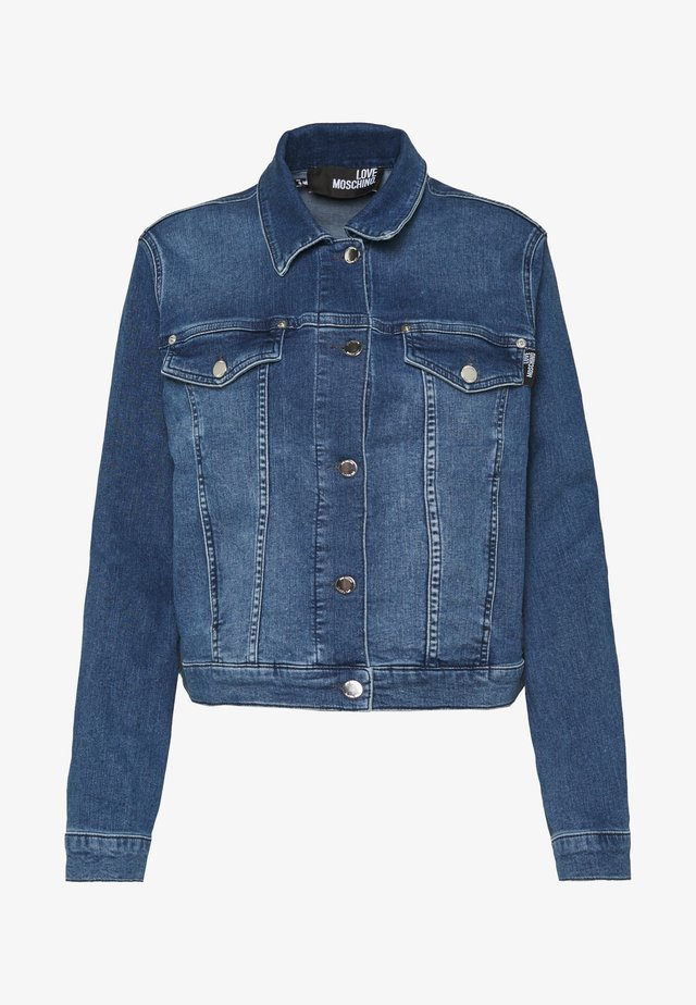 Denim jacket - denim
