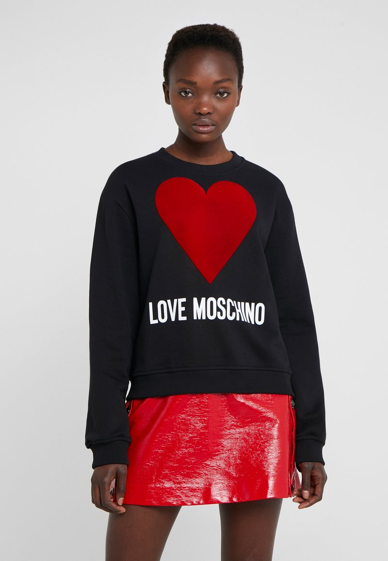 Love Moschino - Bluza - black
