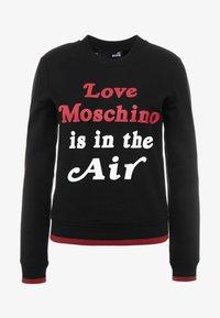 Love Moschino - Sweater - black - 3