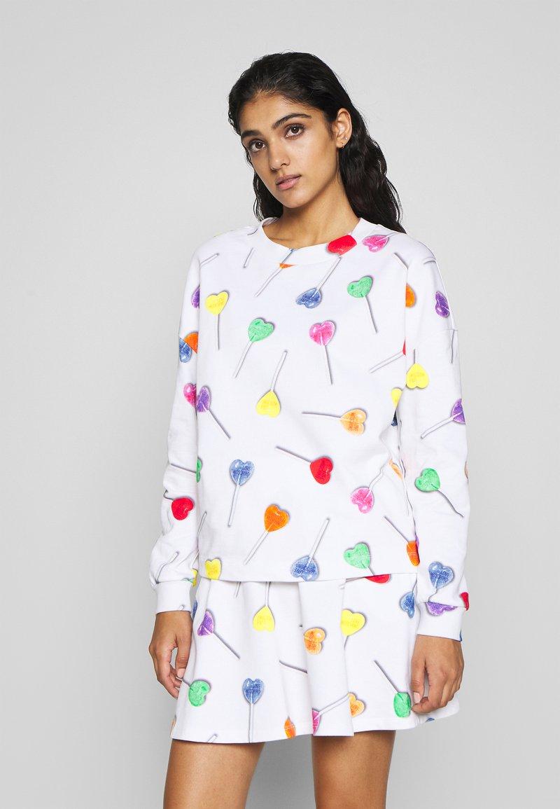 Love Moschino - Sweater - white