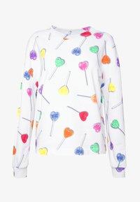 Love Moschino - Sweater - white - 3