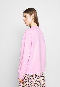 Love Moschino - Sweatshirt - pink - 2