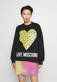 Love Moschino - Sweater - black - 0