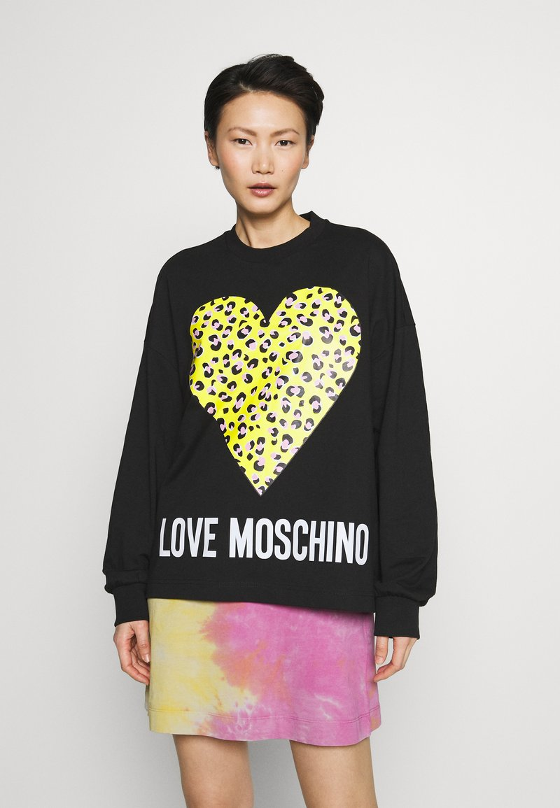 Love Moschino - Sweater - black