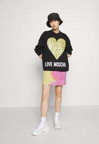 Love Moschino - Sweater - black - 1
