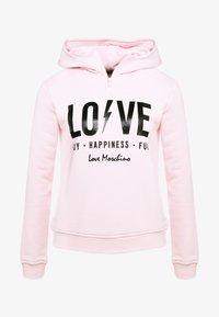 Love Moschino - Hoodie - pink - 3