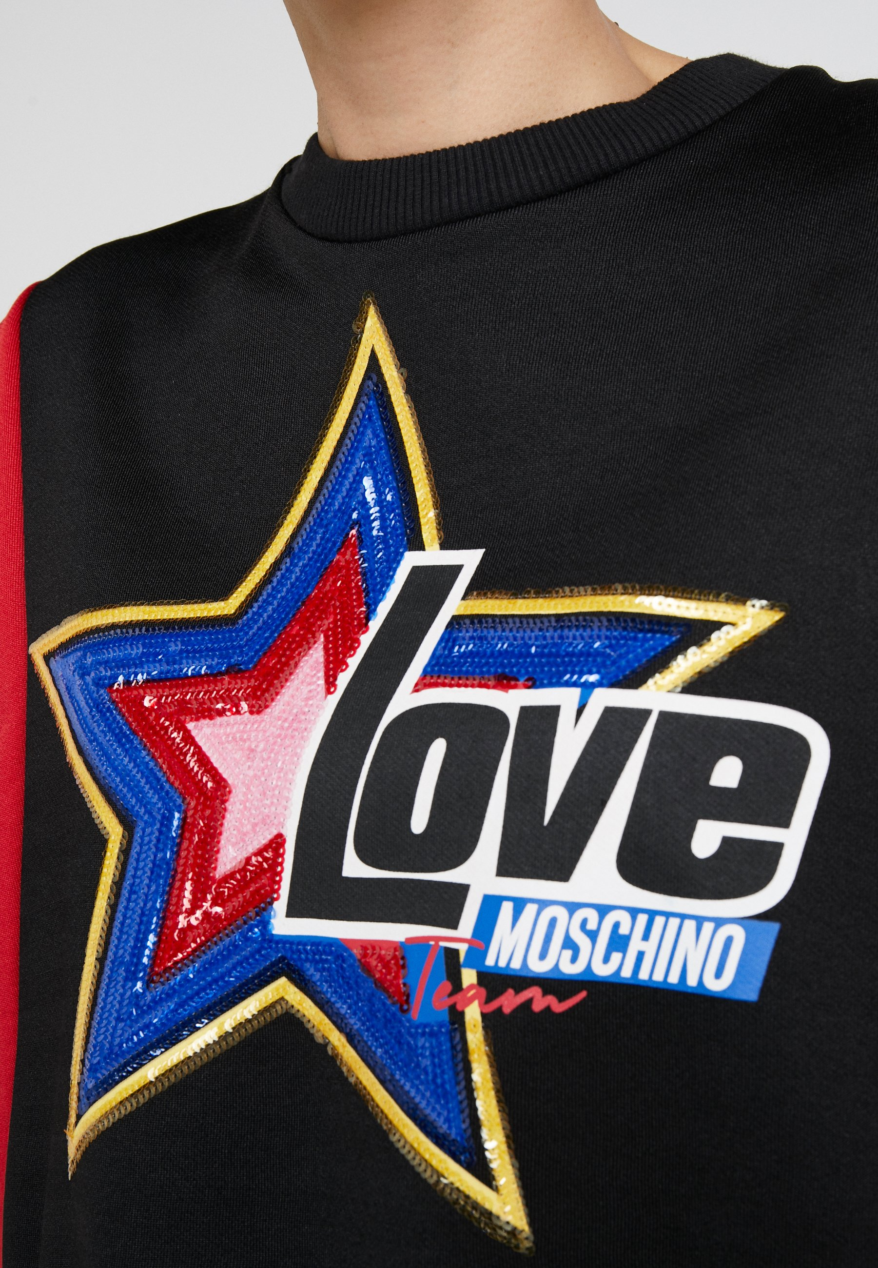 Love Moschino Bluza - black