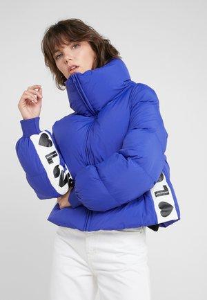 Vinterjakke - blue