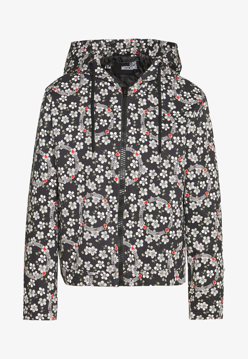 Love Moschino - Summer jacket - nero