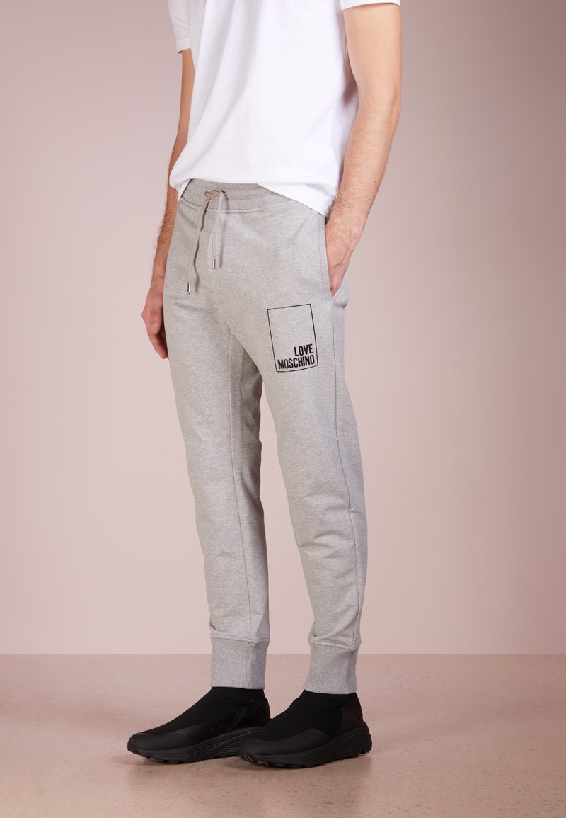 Love Moschino - Jogginghose - light grey