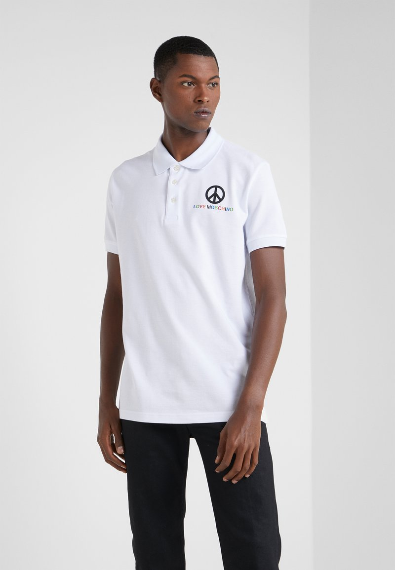 Love Moschino - Poloshirt - optical white