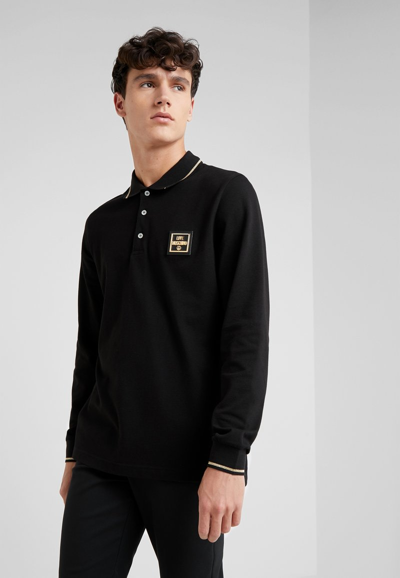 Love Moschino - Polo shirt - black