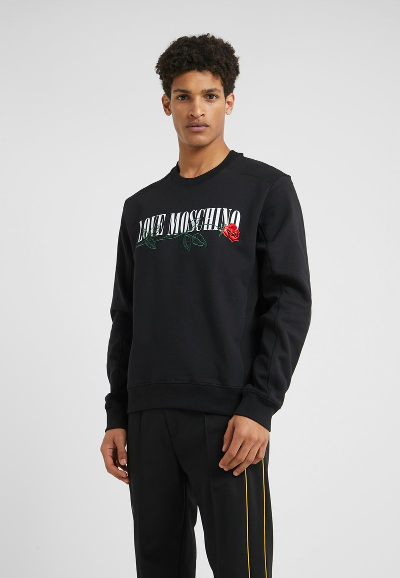 Love Moschino - Sweatshirt - black