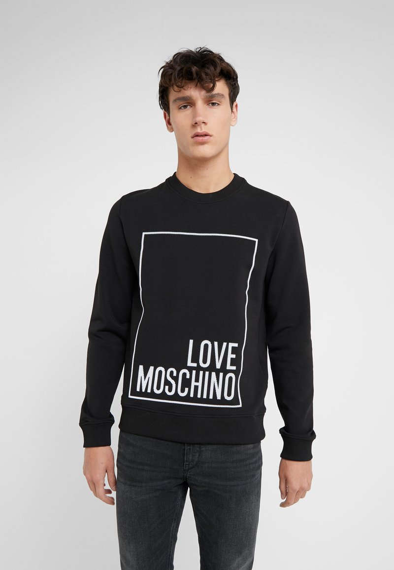 Love Moschino - Collegepaita - black