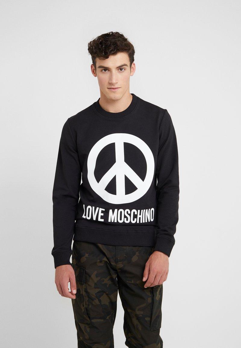 Love Moschino - Bluza - black