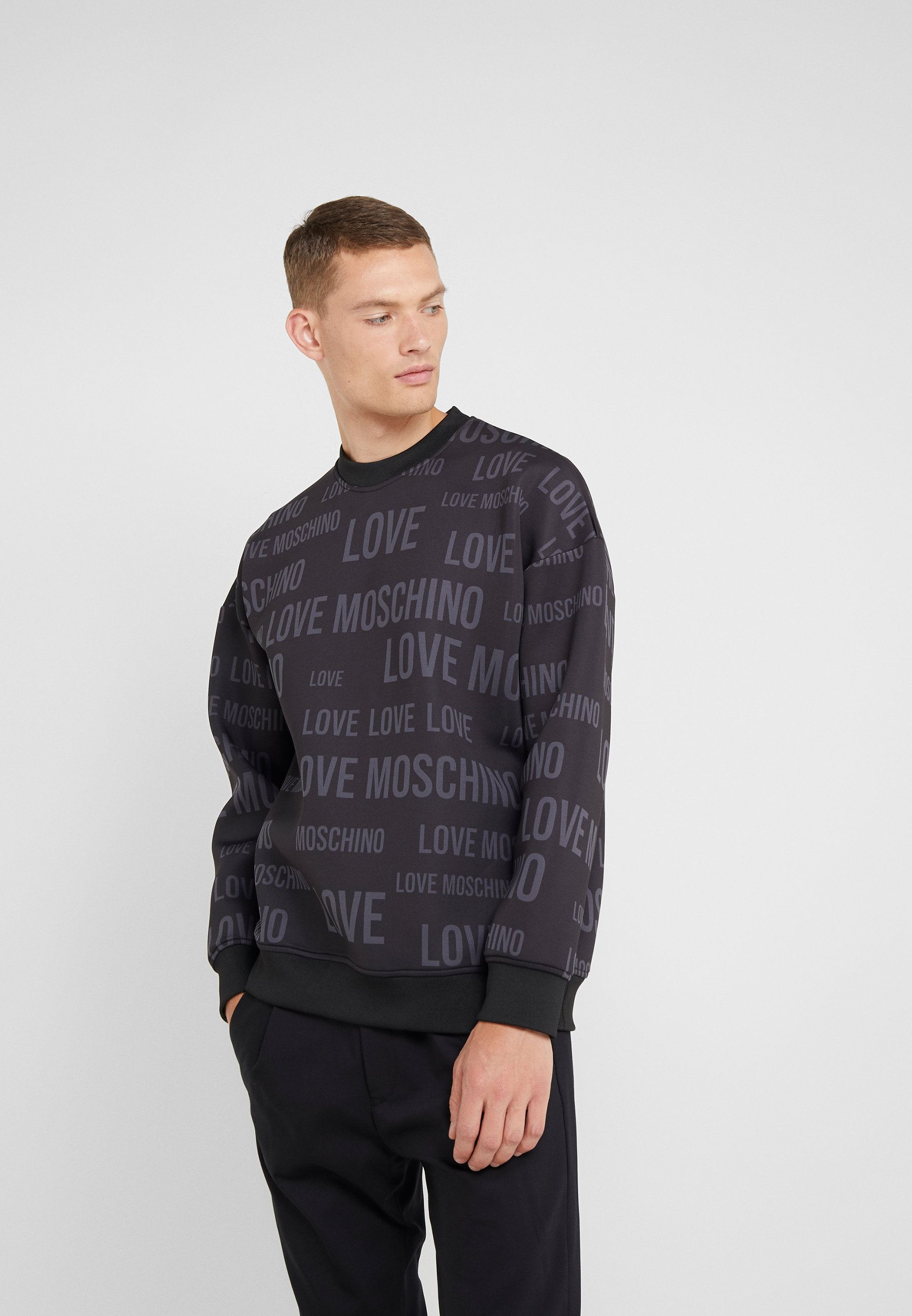 Love Moschino Moschino Moschino Love Moschino Love SweatshirtAntracite SweatshirtAntracite SweatshirtAntracite Love Moschino SweatshirtAntracite Love Y7gbfy6