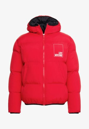 JACKET - Vinterjakke - red