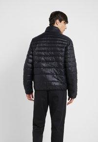 Love Moschino - Lehká bunda - black - 2