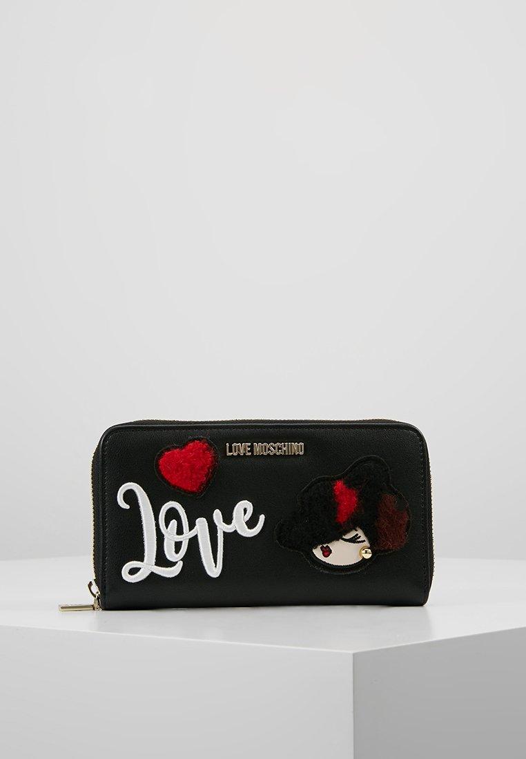 Love Moschino - Punge - nero