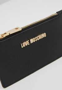 Love Moschino - Geldbörse - black - 2
