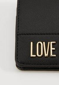 Love Moschino - Peněženka - black - 2