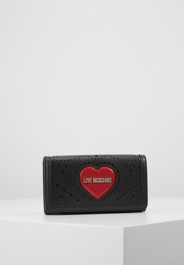 Plånbok - black