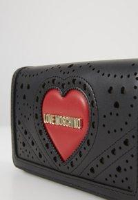 Love Moschino - Geldbörse - black - 2