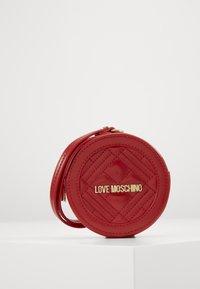 Love Moschino - POCHETTE - Borsa a tracolla - red - 0