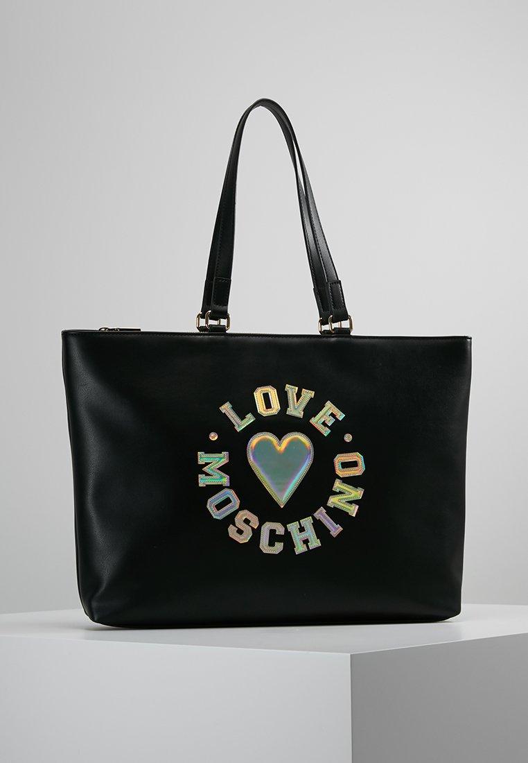Love Moschino - EXCLUSIVE - Tote bag - nero