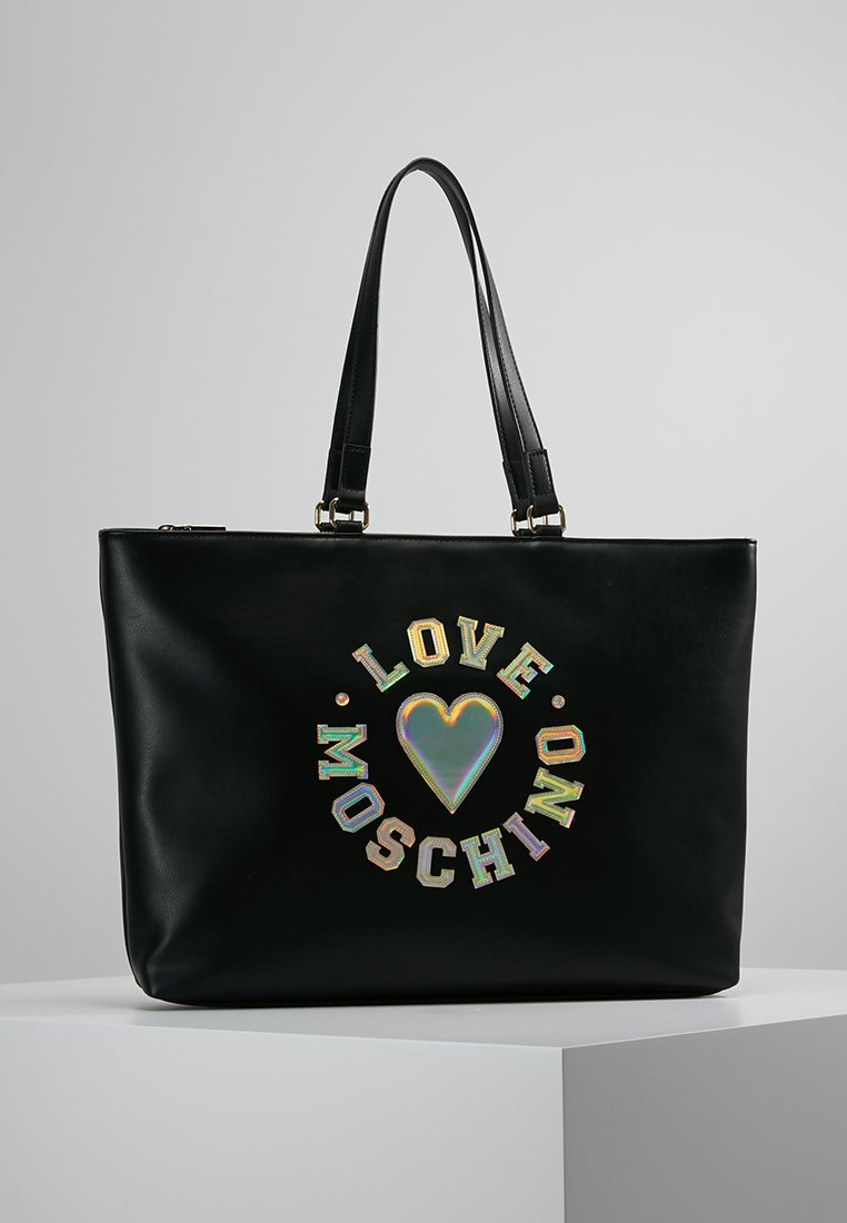 Love Moschino - EXCLUSIVE - Shopping Bag - nero