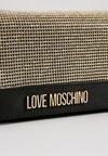 Love Moschino - CROSSBODY - Clutch - black