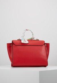 Love Moschino - SCARF HANDBAG - Handbag - red - 2