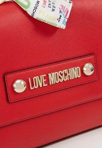 Love Moschino - SCARF HANDBAG - Handbag - red - 7