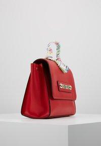 Love Moschino - SCARF HANDBAG - Handbag - red - 3
