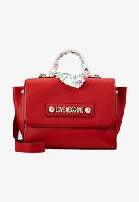 Love Moschino - SCARF HANDBAG - Handbag - red - 6