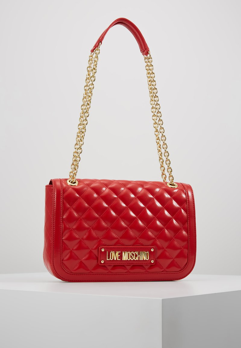 Love Moschino - Handtasche - red
