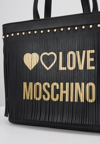 Love Moschino - Handbag - nero - 6