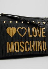 Love Moschino - Schoudertas - nero - 6