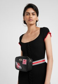 Love Moschino - Schoudertas - nero - 1