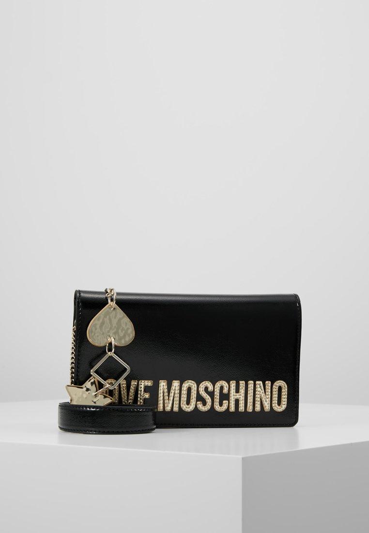 Love Moschino - Across body bag - nero