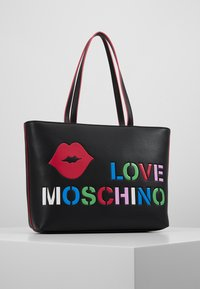 Love Moschino - Handtas - black - 0