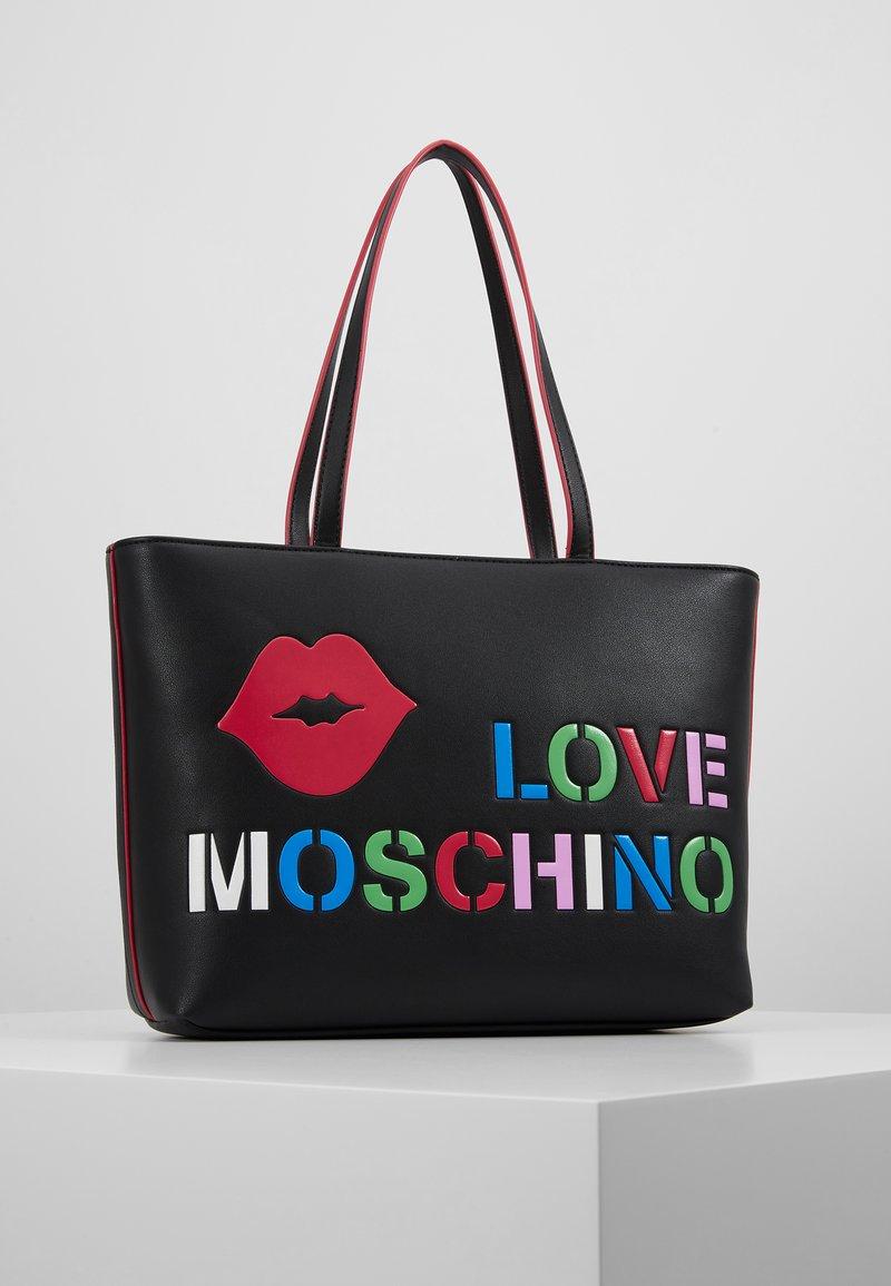 Love Moschino - Handtas - black