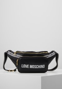 Love Moschino - Ledvinka - black - 0