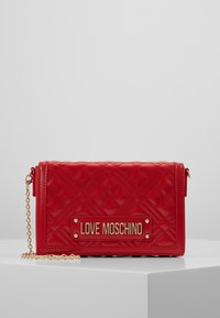Love Moschino - Umhängetasche - red - 0